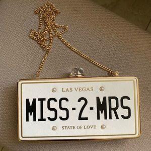 Miss 2 Mrs clutch/crossbody